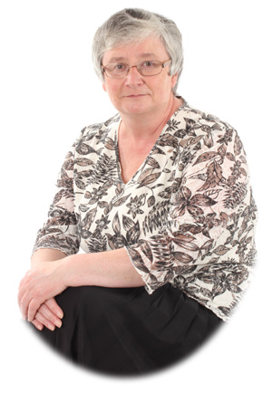 Deborah Latham, author of 'Peter McLeish'.